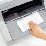 楽一のプリント機能で印刷出来る伝票